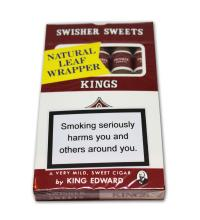 Swisher Sweets Kings Cigar - 5 pack cigars